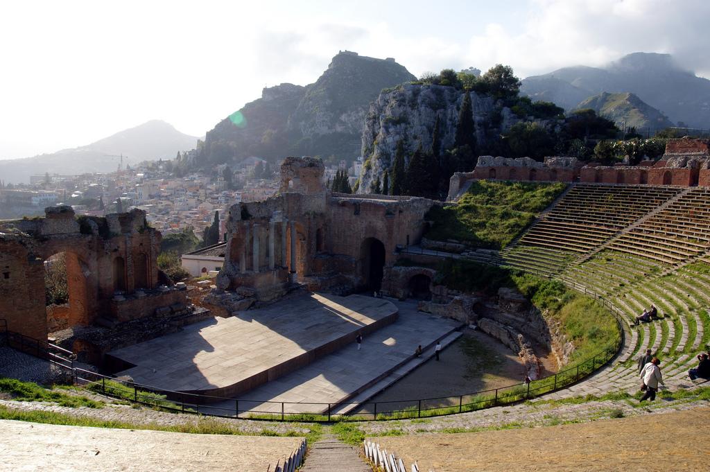 Taormina, una città dal fascino intramontabile